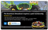Destructobot Membership Marvel Party
