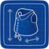 Blueprint Forget Me Knot icon