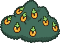 Large Multi-berry Bush icon