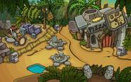Prehistoric Party 2014 Fancy Plaza