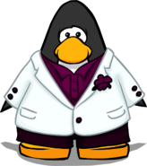 Prom King Tux player card