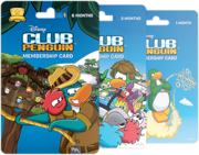 Cp membership cards picture