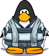 Snow Peak Robes PC