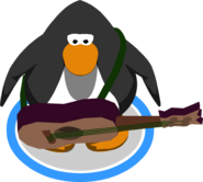 Wooden Guitar in-game