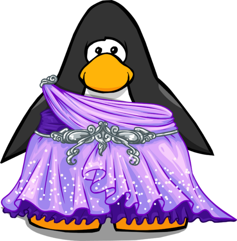 File:Enchanted Fairy Dress from a Player Card.png