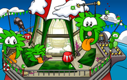 Puffle Party 2012 Beacon