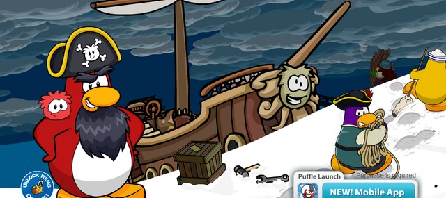 File:Club Penguin March Homepage!.png