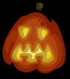 Spooky Jack-O-Lantern sprite 003