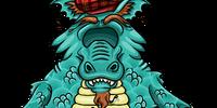 Loch Ness Costume