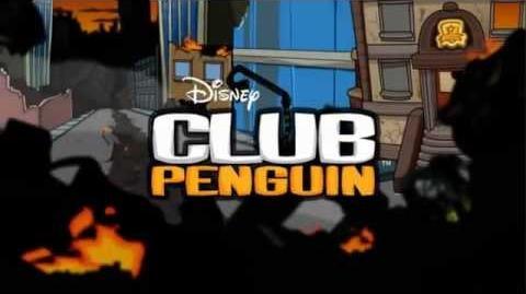 Marvel Super Hero Takeover Club Penguin!