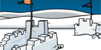 Snow Forts Background