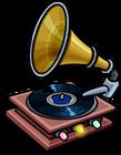Gramophone sprite 007