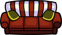 Holly Jolly Couch