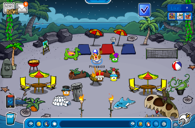File:Summer Beach Igloo.png