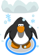 Persomal flurry in-game