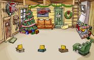 Christmas Party 2008 Ski Lodge