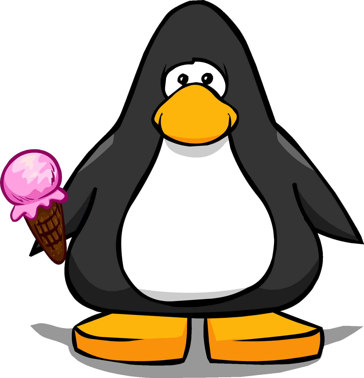 File:Pink Ice Cream from a Player Card.png