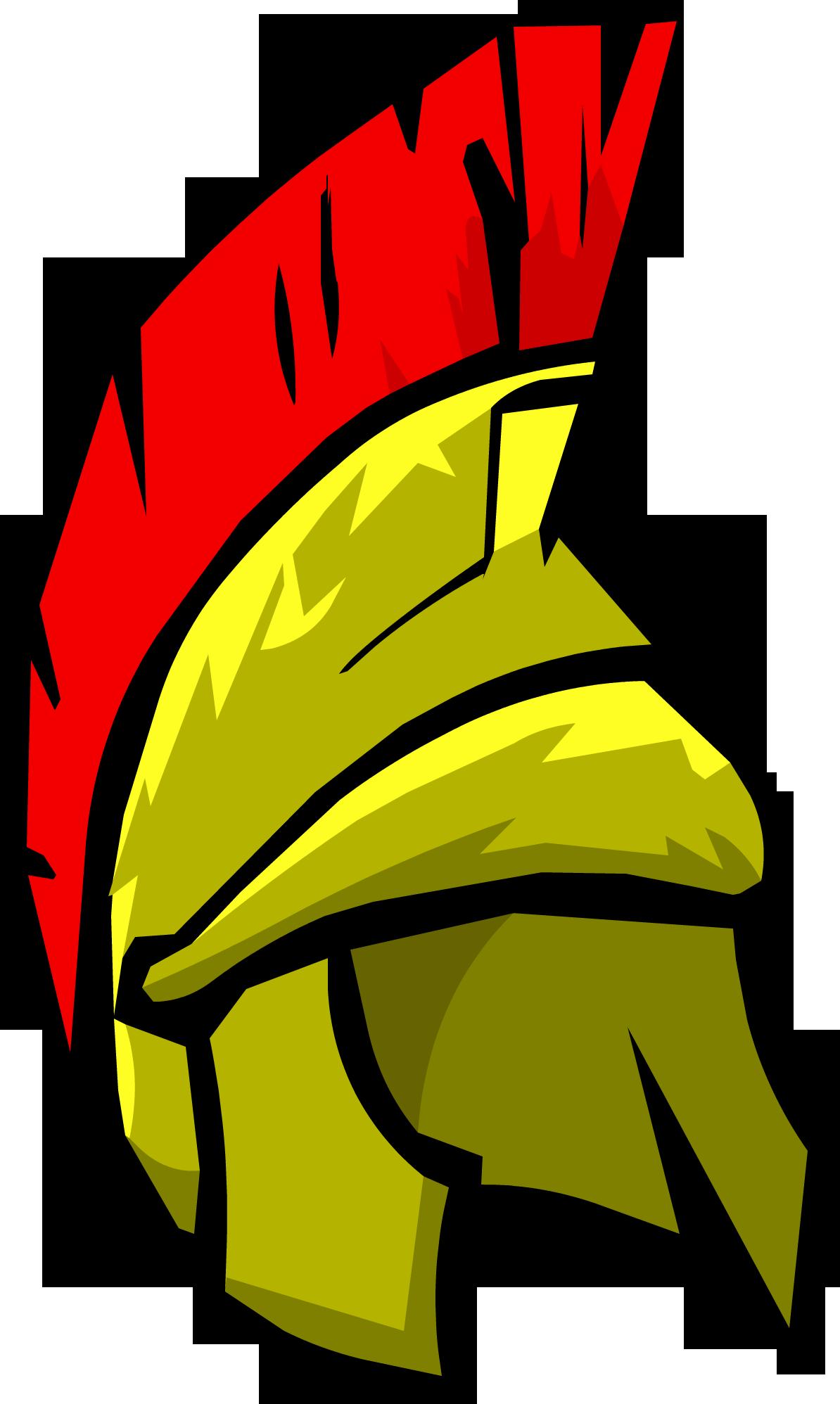 Image result for club penguin roman helmet