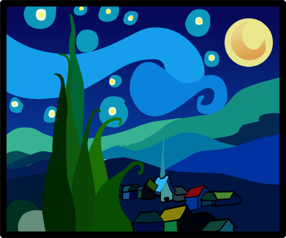 File:Starry Night Painting.PNG