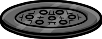 Manhole furniture icon