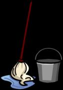 Mop & Bucket sprite 004