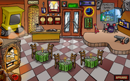 Music Jam 2009 Pizza Parlor