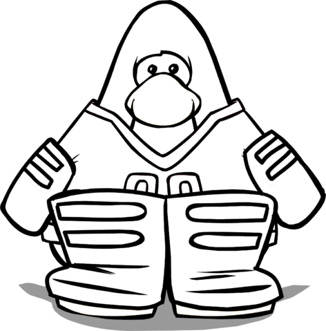File:Red Away Goalie Gear on a Player Card (Transparent).PNG