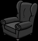 Plush Gray Chair sprite 002