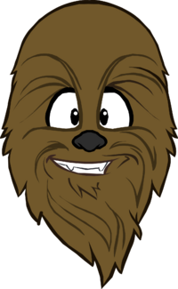 Chewbacca Mask icon.png
