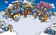 Mountain Expedition Town