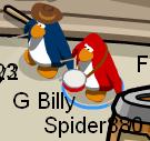 Spider g billys
