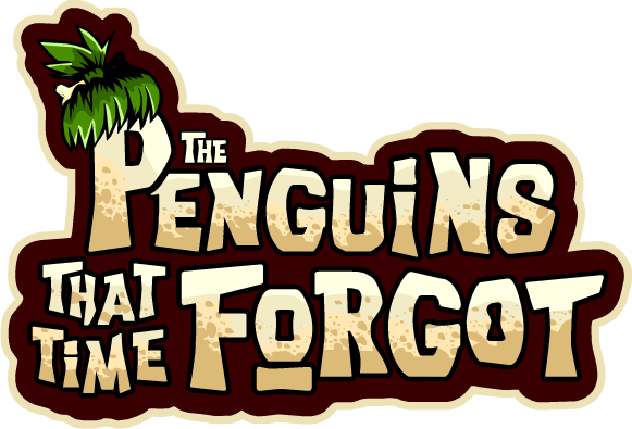 File:The Penguins That Time Forgot Stage Play Logo.png