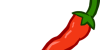 10 Cayenne Peppers
