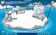 Festival of Snow Iceberg