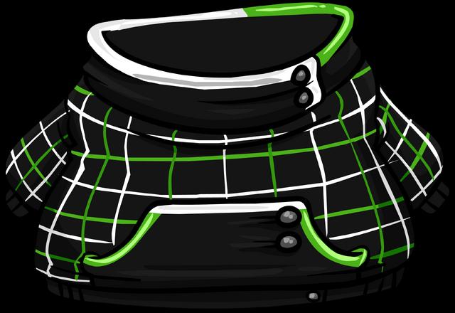File:Green Grid Hoodie.png