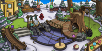 Puffle Park