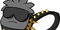 Spiky Dubstep Purse
