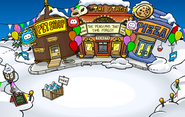 Puffle Party 2011 Plaza
