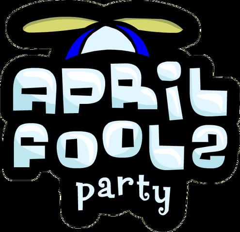 File:April Fools' Parties logo.png