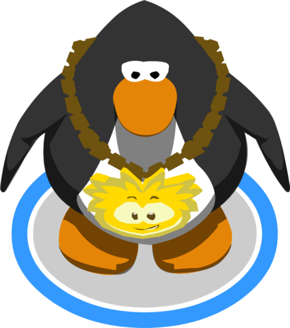 File:Gold Puffle Chain in-game.PNG