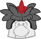 T-Rex Puffle Cap icon