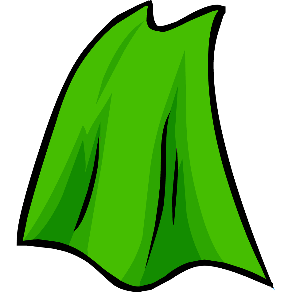 lime green cape club penguin wiki fandom powered by wikia iceberg clipart black and white iceberg clip art images