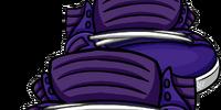 Purple High Tops