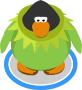 kermit the frog costume club penguin wiki the free editable encyclopedia about club penguin. Black Bedroom Furniture Sets. Home Design Ideas
