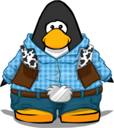 Puffle Wrangler Outfit PC