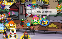 CadenceHollywoodParty