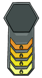Herbert Security Clearance 4 Pin icon
