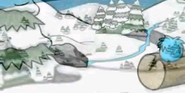 The river in cp puffle video 2009