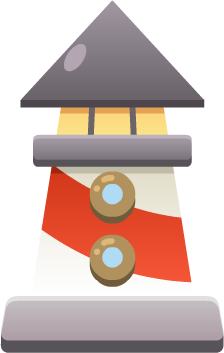 Emoji Lighthouse
