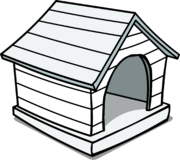 White Puffle House sprite 004